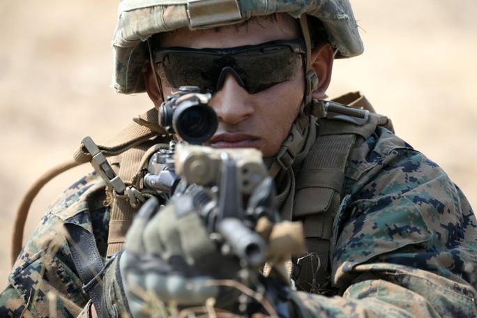 Cận cảnh Mỹ và 28 nước châu Á tập trận Hổ mang vàng - Ảnh 13.