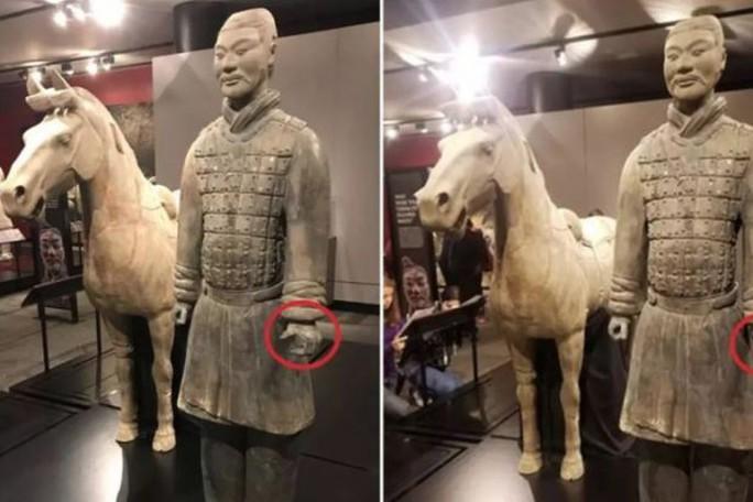 Trung Quốc yêu cầu phạt nặng kẻ trộm ở Mỹ - Ảnh 1.