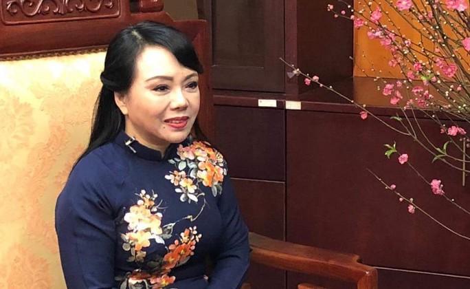 Bộ trưởng Nguyễn Thị Kim Tiến: Cầu thủ U23 đá 2-3 trận 120 phút là điều phi thường - Ảnh 1.