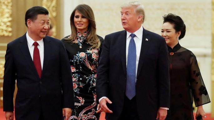 Xô xát vì cặp hạt nhân trong chuyến thăm Trung Quốc của ông Trump - Ảnh 2.