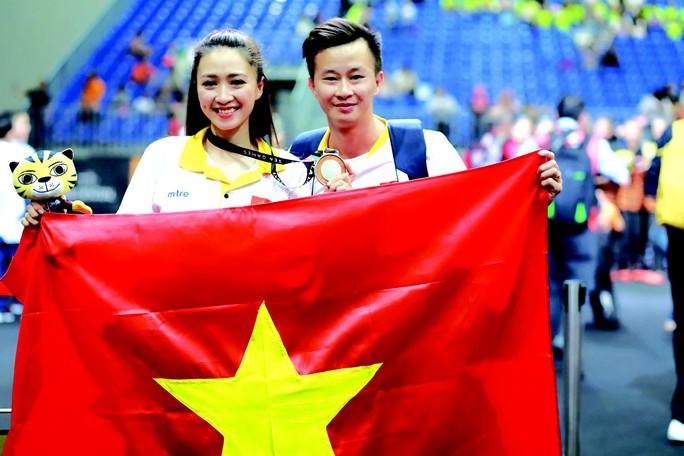 Tiên đồng ngọc nữ của thể thao Việt  - Ảnh 1.