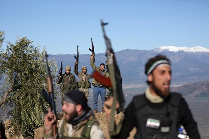 Cuộc chơi lớn ở Syria - Ảnh 1.