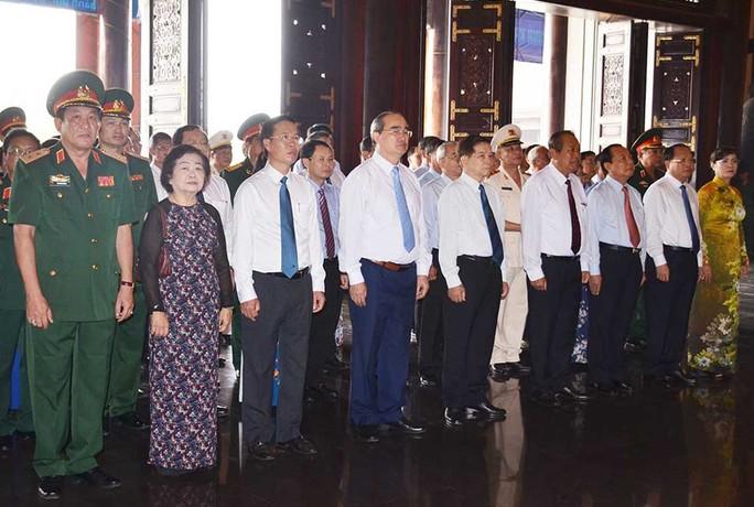 Họp mặt Truyền thống Cách mạng Sài Gòn - Chợ Lớn - Gia Định - Ảnh 1.