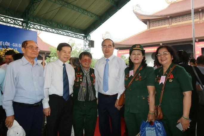 Họp mặt Truyền thống Cách mạng Sài Gòn - Chợ Lớn - Gia Định - Ảnh 2.