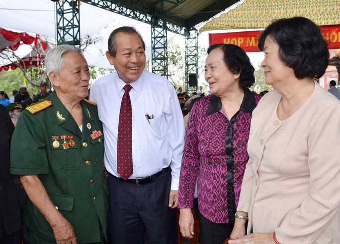 Họp mặt Truyền thống Cách mạng Sài Gòn - Chợ Lớn - Gia Định - Ảnh 3.