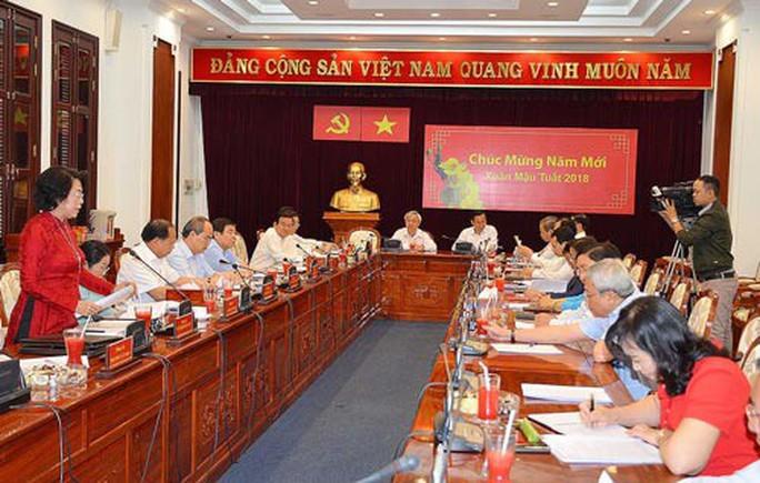 TP HCM: Hơn 1.388 tỉ đồng chăm lo Tết cho người dân - Ảnh 1.