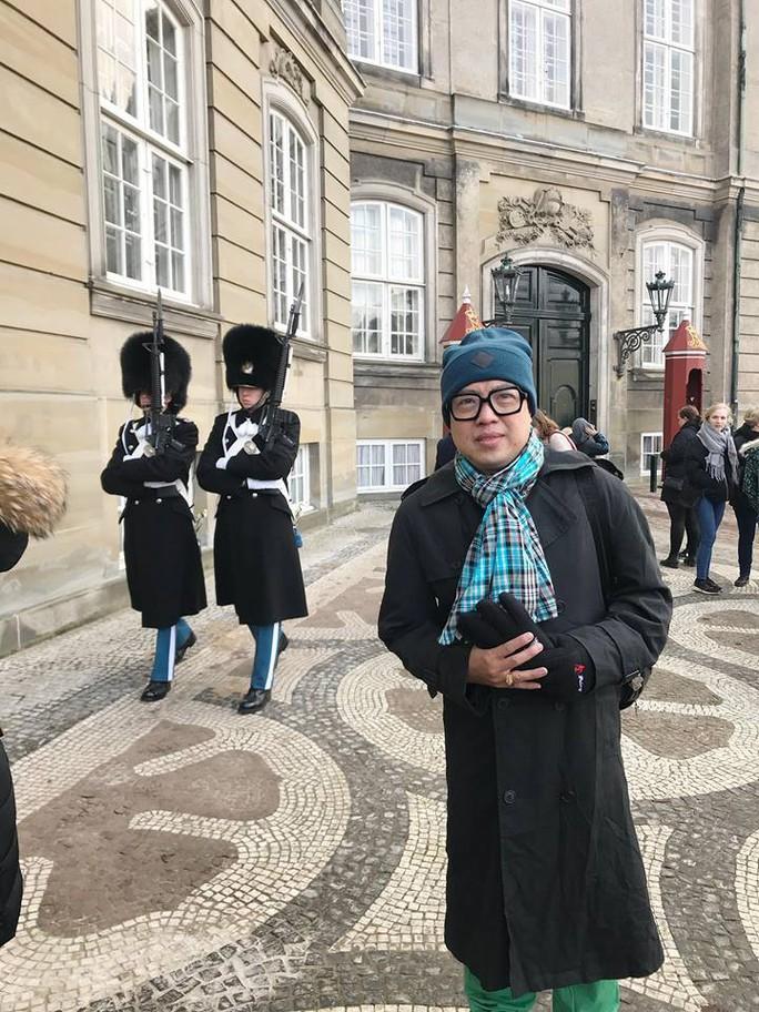 Tường thuật từ Copenhagen: Người Đan Mạch đưa tiễn chồng của Nữ hoàng - Ảnh 4.