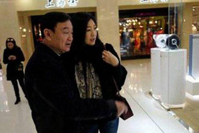 Anh em ông Thaksin nói chuyện với nhóm người bí ẩn ở Singapore - Ảnh 1.
