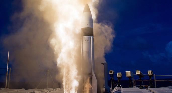 Mỹ lại thử tên lửa thất bại, mất 130 triệu USD - Ảnh 1.
