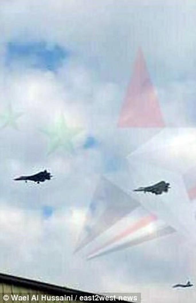 Nga tung tiêm kích tàng hình tối tân Su-57 đến Syria - Ảnh 1.