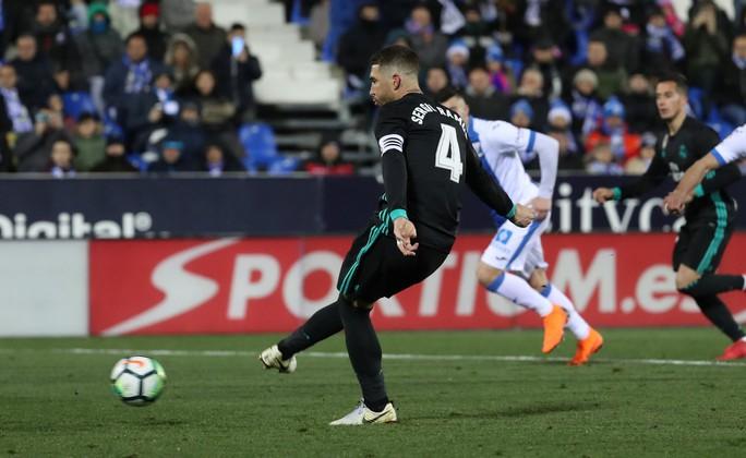 Ngược dòng hạ Leganes, Real chiếm vị trí thứ 3 La Liga - Ảnh 3.