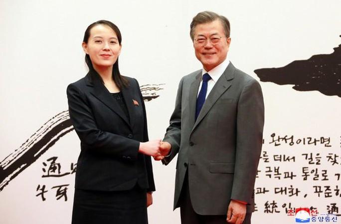 Hàn Quốc chi hơn 200.000 USD tiếp đón em gái ông Kim Jong-un - Ảnh 1.