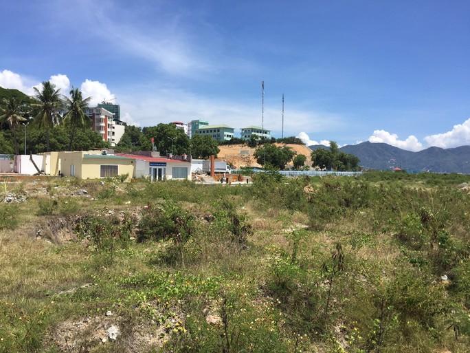 Thu hồi dự án Nha Trang Sao lấn biển - Ảnh 2.