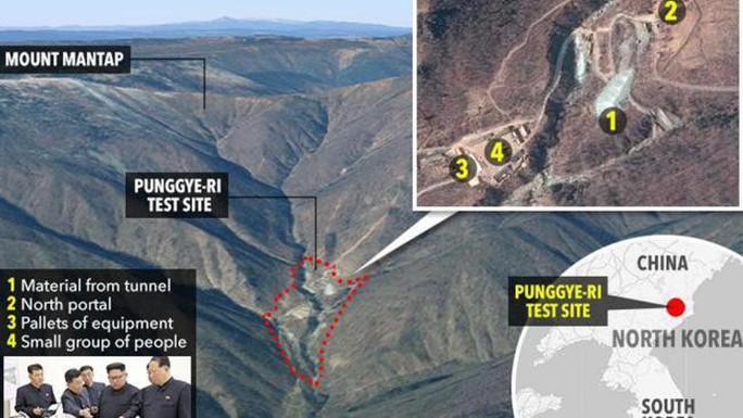 Urani bí ẩn trên bầu trời Alaska đến từ Triều Tiên? - Ảnh 2.