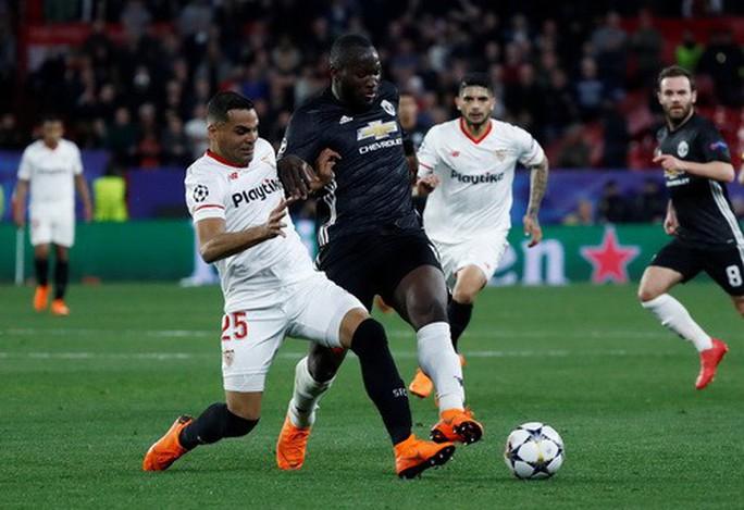 Người nhện De Gea tỏa sáng, Man United lấy điểm trước Sevilla - Ảnh 5.