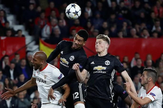 Người nhện De Gea tỏa sáng, Man United lấy điểm trước Sevilla - Ảnh 2.