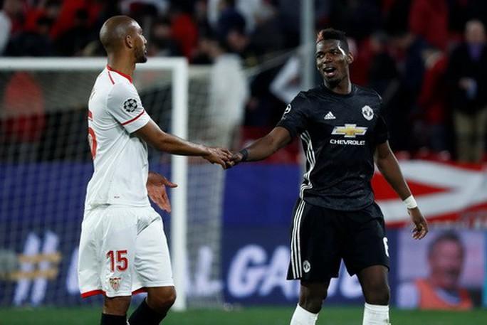 Người nhện De Gea tỏa sáng, Man United lấy điểm trước Sevilla - Ảnh 4.