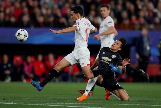 Người nhện De Gea tỏa sáng, Man United lấy điểm trước Sevilla - Ảnh 7.