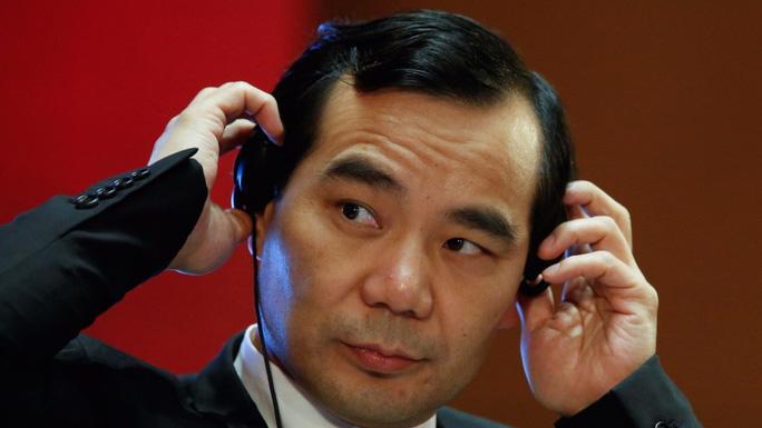 Trung Quốc: Đại gia bảo hiểm Anbang bị nhà nước tiếp quản - Ảnh 1.