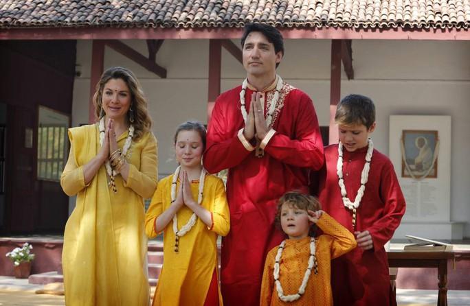 Thủ tướng Canada bị châm chọc Ấn còn hơn người Ấn - Ảnh 2.