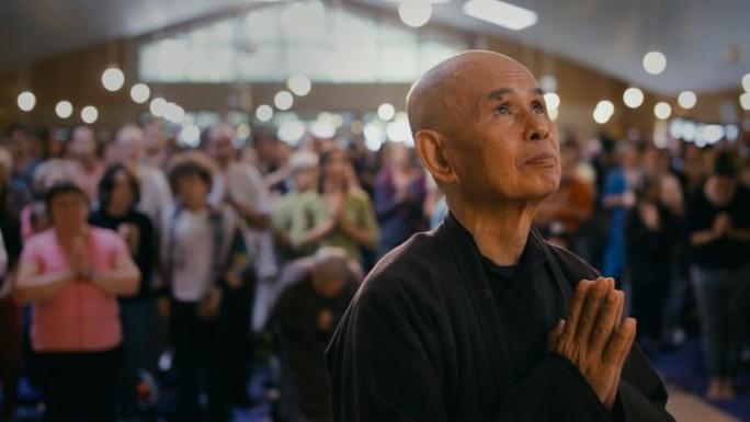 Chiếu phim tài liệu về thiền sư Thích Nhất Hạnh ở Việt Nam - Ảnh 2.