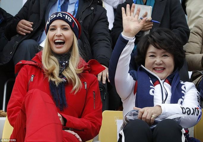 Thông điệp trong bữa tối tổng thống Hàn Quốc mời Ivanka Trump - Ảnh 6.