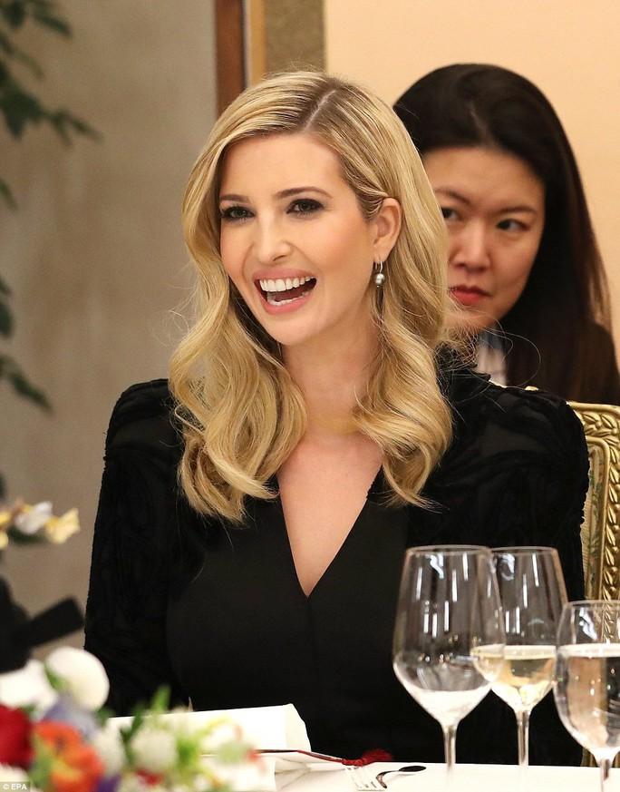 Thông điệp trong bữa tối tổng thống Hàn Quốc mời Ivanka Trump - Ảnh 5.