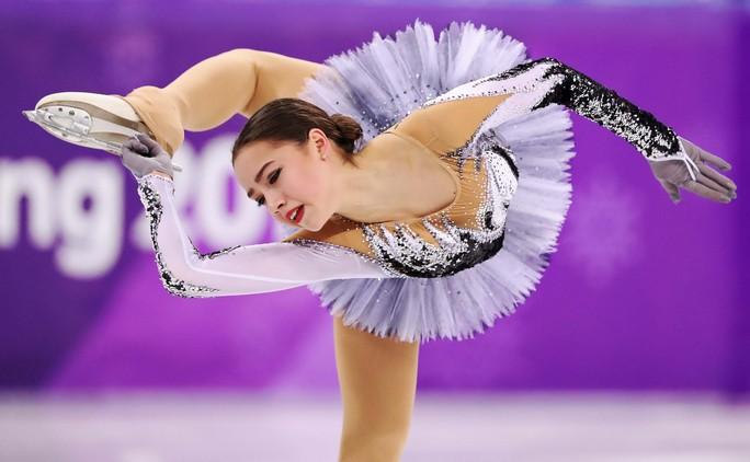 Mỹ nữ 15 tuổi giành HCV Olympic mùa đông - Ảnh 1.