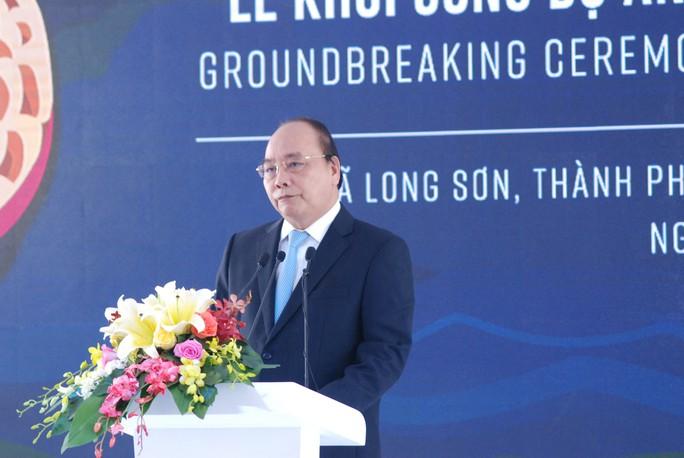 Thủ tướng đánh giá cao dự án Tổ hợp Hóa dầu Miền Nam - Ảnh 2.