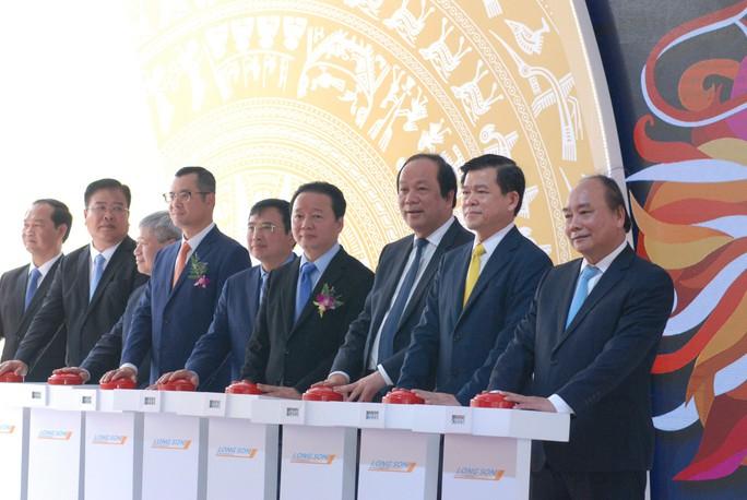 Thủ tướng đánh giá cao dự án Tổ hợp Hóa dầu Miền Nam - Ảnh 1.