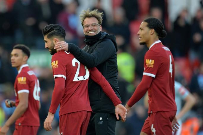 Đại thắng, Liverpool vươn lên vị trí thứ 2 - Ảnh 5.