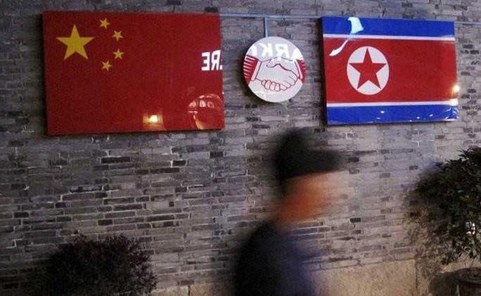 Trung Quốc phản ứng Mỹ trừng phạt nặng Triều Tiên - Ảnh 1.