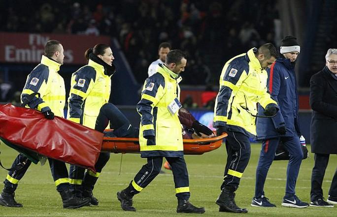 Chấn thương nặng, Neymar có nguy cơ lỡ đại chiến Real - Ảnh 3.
