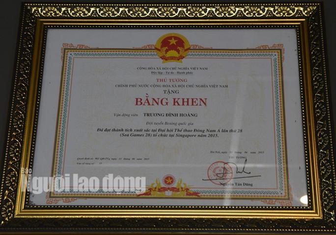 Nam vương boxing Việt sẵn sàng đấu võ sư Flores - Ảnh 4.