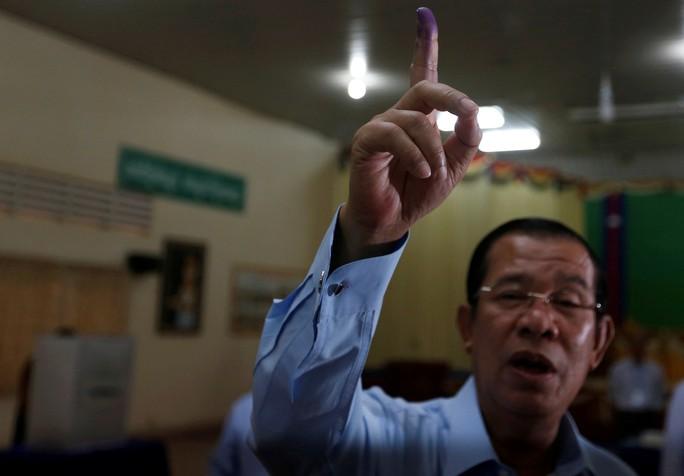 Mỹ cắt viện trợ cho Campuchia - Ảnh 1.