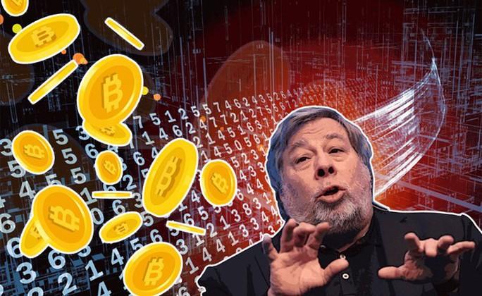 Chơi thử Bitcoin, đồng sáng lập Apple bị trộm vét sạch ví - Ảnh 1.