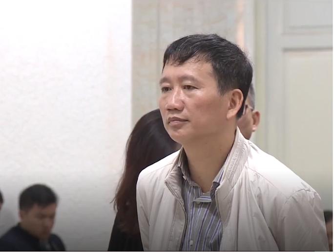 Bị cáo Trịnh Xuân Thanh: Mong được chết trong vòng tay vợ con - Ảnh 1.