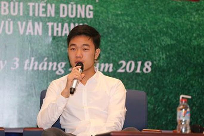 Giao lưu U23 Việt Nam: Xuân Trường bị CĐV đặt câu hỏi khó - Ảnh 11.