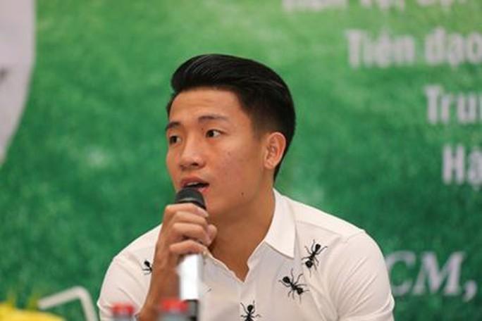 Giao lưu U23 Việt Nam: Xuân Trường bị CĐV đặt câu hỏi khó - Ảnh 19.