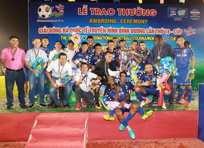 Chủ nhà vô địch BTV Cup 2018 - Ảnh 1.