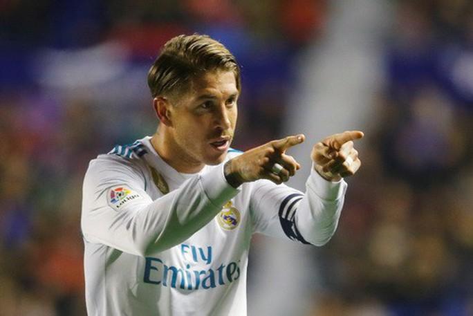 Rượt đuổi tỉ số điên rồ, Real Madrid vuột chiến thắng trước Levante - Ảnh 3.