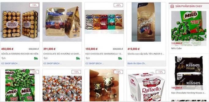 Gần Tết, người dân đua nhau mua sắm chợ online - Ảnh 2.