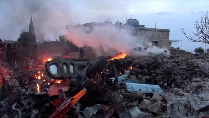 Thổ Nhĩ Kỳ giúp Nga lấy lại thi thể phi công tử trận - Ảnh 1.