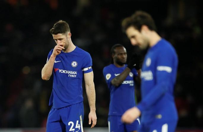 Chelsea thất bại đậm đà trước Watford, Conte sắp phải ra đi - Ảnh 3.