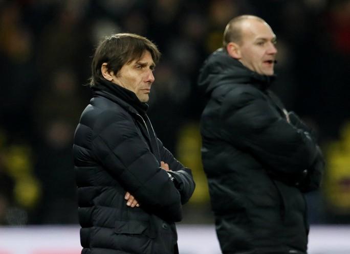 Chelsea thất bại đậm đà trước Watford, Conte sắp phải ra đi - Ảnh 4.