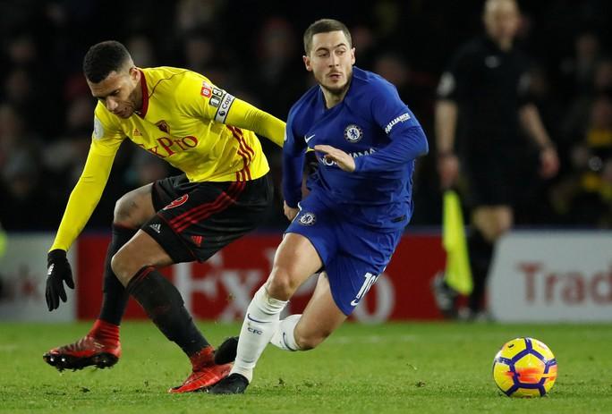 Chelsea thất bại đậm đà trước Watford, Conte sắp phải ra đi - Ảnh 1.