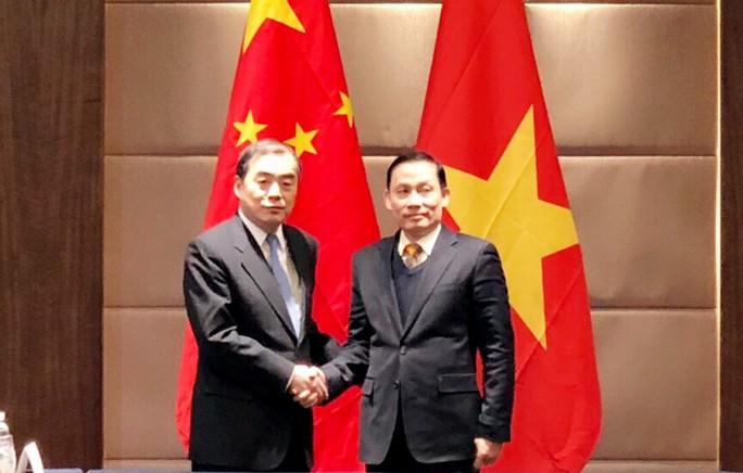 Thúc đẩy các chuyến thăm cấp cao 2 Đảng, 2 nhà nước Việt Nam - Trung Quốc - Ảnh 1.