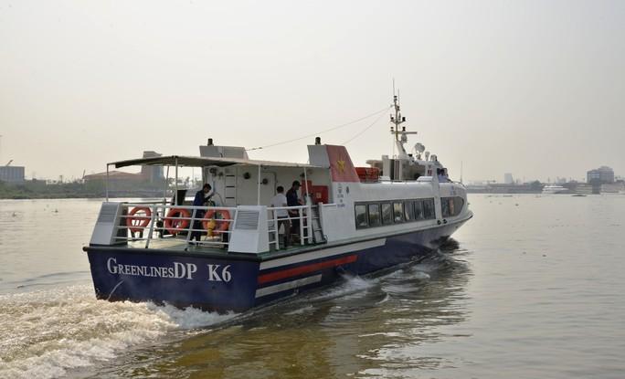 Ba ngày nữa, từ TP HCM đi Vũng Tàu sẽ có tàu cao tốc - Ảnh 1.