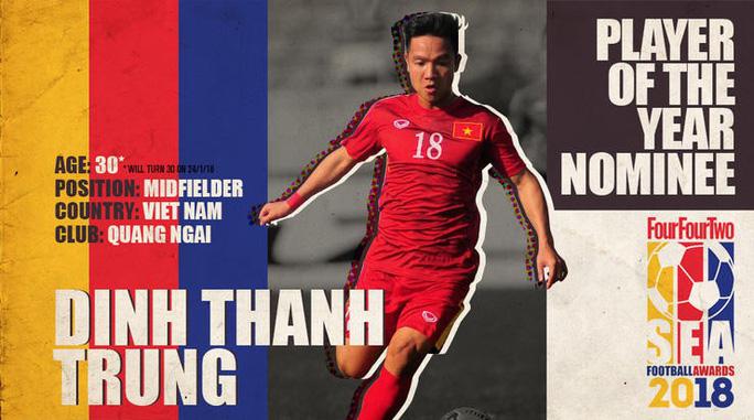 Quang Hải được đề cử Cầu thủ trẻ hay nhất Đông Nam Á - Ảnh 3.