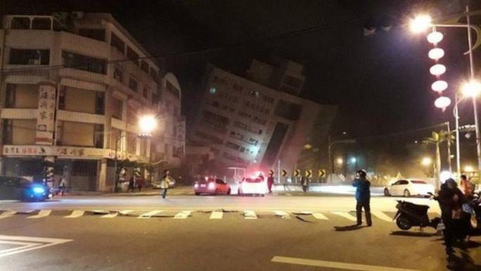 Động đất kinh hoàng ở Đài Loan, hơn 200 người thương vong - Ảnh 3.